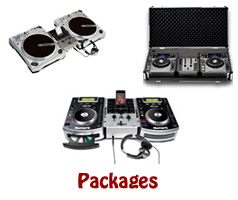 DJ Packages