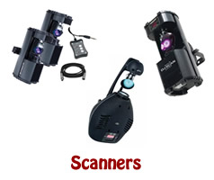 Stage Lights Scanners